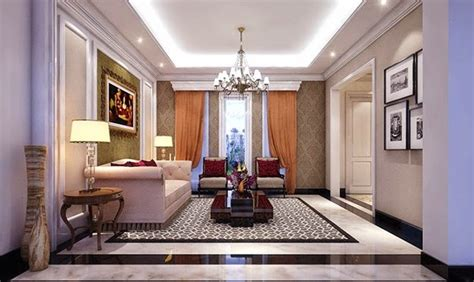 manfaat plafon ruang tamu rumah minimalis rumah