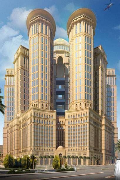 Uebernachtung In Den Merkwuerdigsten Hotels In Der Welt by Mega Projekt In Mekka Das Wird Das Gr 246 223 Te Hotel Der Welt