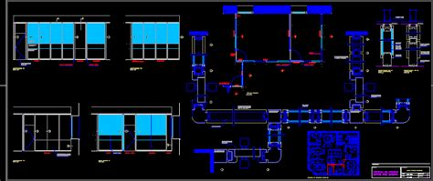 office partitions dwg block  autocad designs cad
