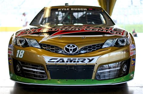 Busch, Kenseth Sweep Daytona Front Row For JGR