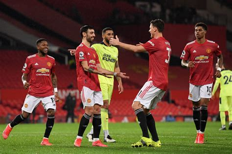Manchester United player ratings vs Newcastle United- The ...