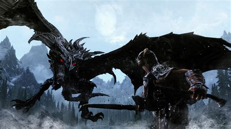 Best 53 Dragonborn Wallpaper On Hipwallpaper Dragonborn