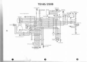 1981 Suzuki Gs450 Wiring Diagram