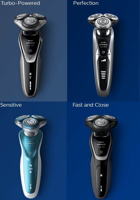 philips norelco electric shavers  top rated list bestlists