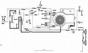 Mtd Task Force Mdl 130 95185 Parts Diagram For