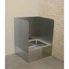 sinks washfountains janitorial sinks three sided