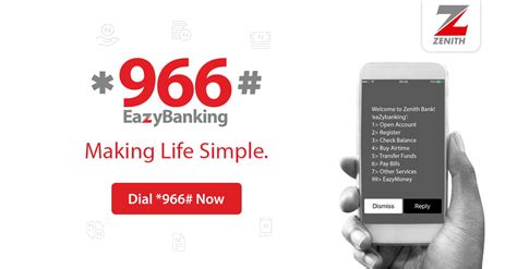 zenith bank launches stress  mobile banking solution