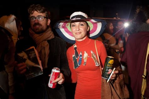 The Best Costumes From the 2012 HallowMeme Party