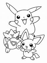 Pokemon Coloring Pages Boys sketch template