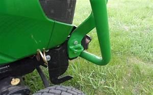 John Deere Dot Front Tie Downs For 1 Series Tractors Jdfttd01