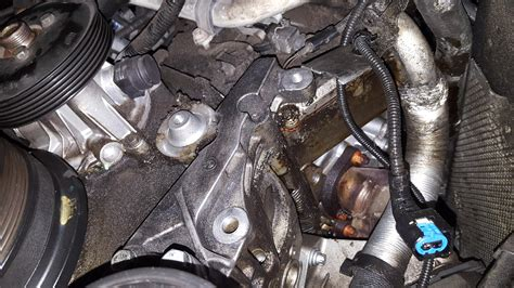 alternator bracket valve cover gasket seriesnet