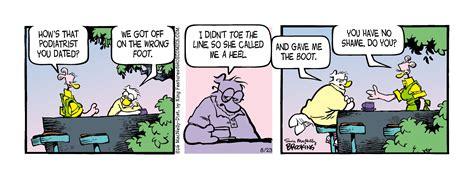 Tuesday's Top Ten Comics On Jokes