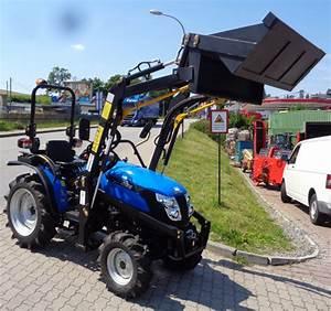 Solis 26 Mit Frontlader : kleintraktor solis 26 allrad klappschaufel krokoschaufel ~ Jslefanu.com Haus und Dekorationen