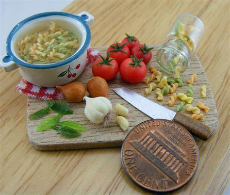 cuisine miniature sorprendentes cosas en miniatura taringa