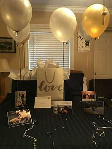 How, To, Decorate, A, Hotel, Room, For, Boyfriend, Birthday