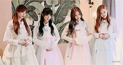 Blackpink Hanbok Korean Traditional Wearing 한복 블랙