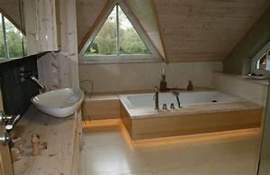 Bad Mit Holz : ein modernes bad mit holz blog massivholz design gmbh ~ Orissabook.com Haus und Dekorationen