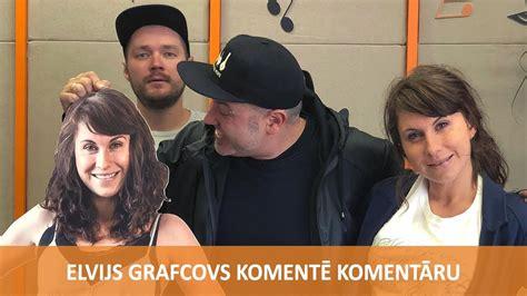 Komentē Komentāru - Elvijs Grafcovs - YouTube