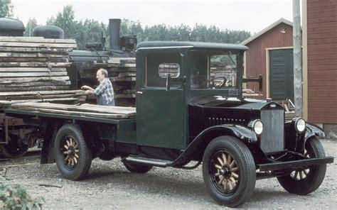 old volvo trucks 80 year old series 1 volvo truck still has it photo