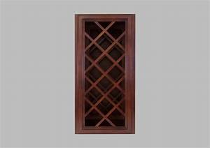 under cabinet wood wine rack how to build a wine rack With kitchen cabinets lowes with wood lattice wall art