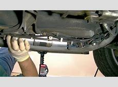 Replace BMW Fuel Filter YouTube