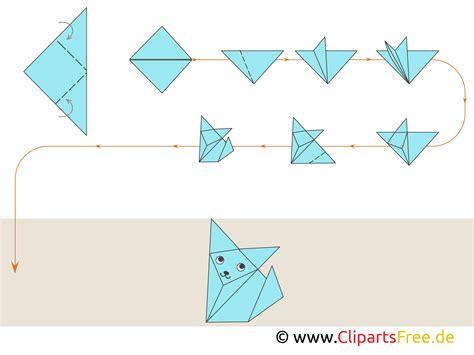 origami fuchs anleitung origami fuchs falten anleitung