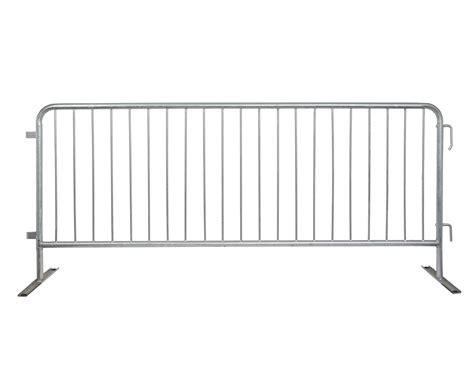 bike rack barricade steel crowd barricades 8 foot or 2 5 meter