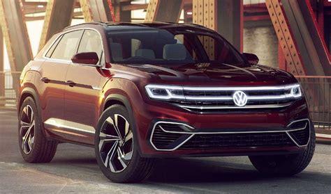 Volkswagen Models 2020 by 2020 Vw Atlas Cross Sport Concept Release Date Price