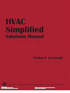 Heating And Cooling Of Buildings 3rd Edition Solution Manual