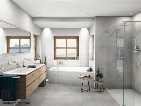 Harmonisches Baddesign I Planung, Tipps & Material
