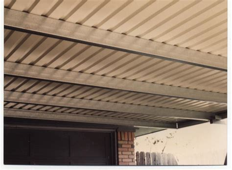 aluminum patio roof panels carports of patios covers patio rooms and