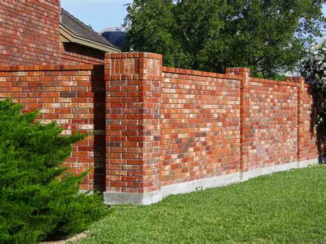 material types  houses fence  ideas