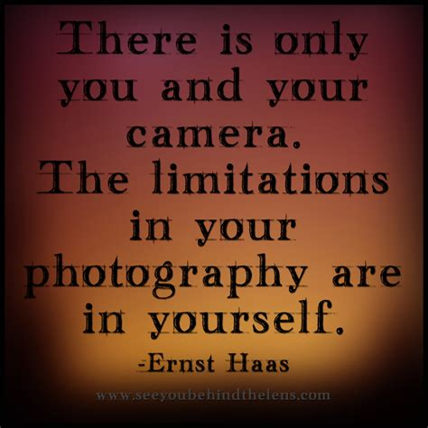 Famous Photography Quotes Camera. Quotesgram