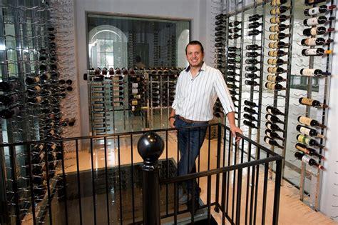 luxury wine cellars rise  wsj
