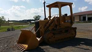 Caterpillar Cat 941b Crawler Loader