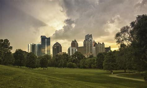 Downtown Atlanta, Ga Apartments For Rent  City Plaza