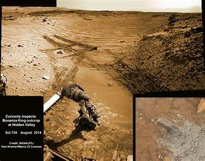 Curiosity Skips Drilling, Resumes Mount Sharp Trek after ...
