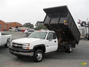 Chevy Silverado 3500 Dump Truck