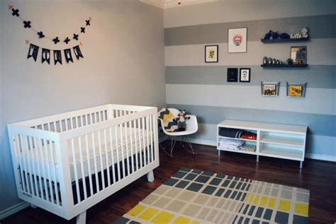 Ronin's Modern Nursery With Star Wars Touches