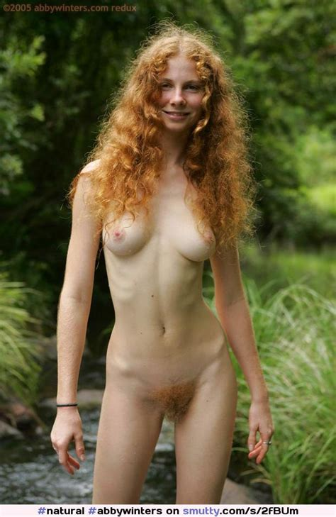 Isabel Abbywinters Nude Natural Redhead
