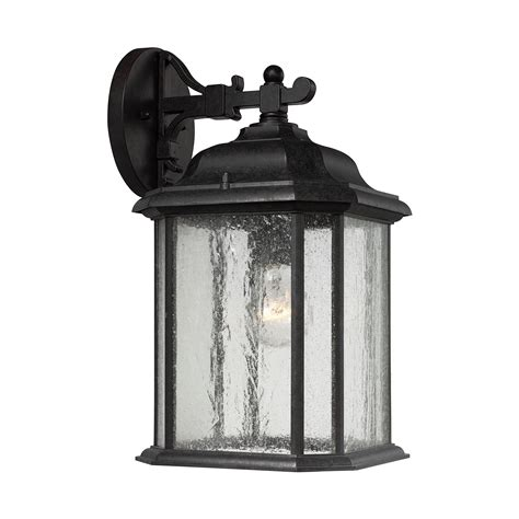 sea gull lighting kent 1 light outdoor wall lantern