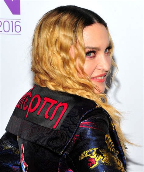 madonna hairstyles gallery