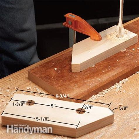 build  shoe organizer  family handyman