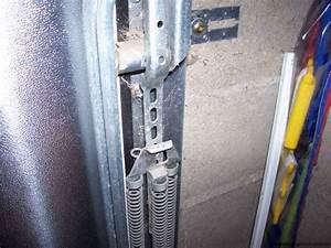Ressort Porte De Garage Basculante : isolation porte de garage m tallique am nagement des combles ~ Dailycaller-alerts.com Idées de Décoration