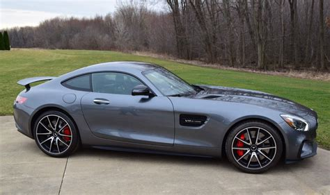 2016 Mercedes Amg Gt S by 2016 Mercedes Amg Gt S Edition 1 Benztuning