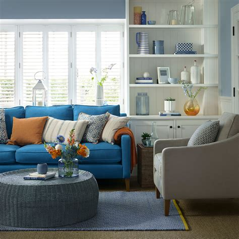 Living Room Ideas Blue by Blue Living Room Ideas From Midnight To Duck Egg See
