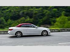 MercedesBenz E 250 CGI Cabriolet Tested by autoevolution