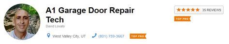 a1 garage door repair a1 garage door repair tech free estimate 24 7 top 5