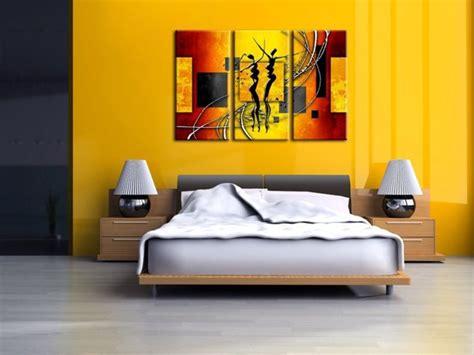 tableau pour chambre à coucher tableau peinture pour chambre a coucher visuel 3