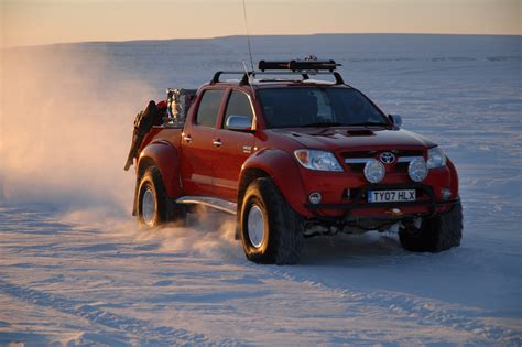 Toyota Of Winter by Toyota Polar Hilux Toyota